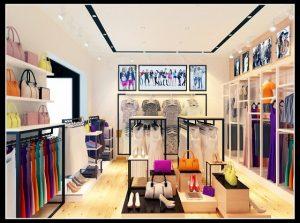 Phong thủy cho cửa hàng kinh doanh quần áo luôn đông khách