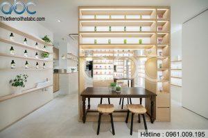 Thiết kế Shop Mỹ Phẩm NiNa Cosmetics