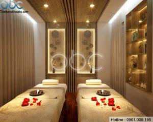 Thiết kế Spa Mai Ngọc, Đặng Tiến Đông, Hà Nội