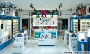 Thiết kế shop phụ kiện điện thoại BigMax