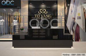 Thiết kế Shop Thời Trang Tơ Vàng tại Thanh Hóa