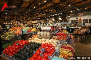 Thiết kế siêu thị tiện ích đẹp tại Sơn La