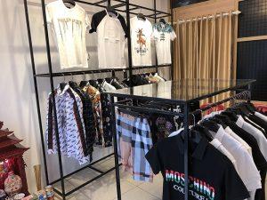Giá thiết kế và thi công shop thời trang hết bao nhiêu tiền?
