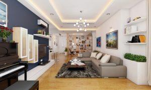 Những xu hướng thiết kế nội thất chung cư năm 2019