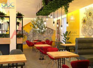 Tầm quan trọng của thiết kế nội thất nhà hàng