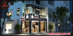 Thiết kế quán cafe trọn gói tại Hải Dương